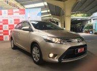 Cần bán xe Toyota Vios 1.5G đời 2016, giấ giảm cực nhiều sau khuyến mãi giá 510 triệu tại Tp.HCM