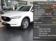 Mazda CX5 2020 máu trắng Thanh toán 243 Triệu giao liền Mazda Gò Vấp giá 859 triệu tại Tp.HCM