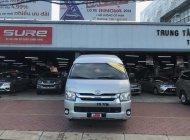 Xe Toyota Hiace 2.8G đời 2018, màu bạc, nhập khẩu giá 810 triệu tại Tp.HCM
