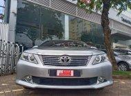Bán Toyota Camry 2.4G sản xuất 2013, màu bạc giá 710 triệu tại Tp.HCM