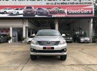 Cần bán xe Toyota Fortuner V đời 2014, màu bạc đi mới 104.000km. Xe bao đẹp, giá còn Fix mạnh giá 650 triệu tại Tp.HCM
