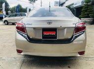 Cần bán gấp Toyota Vios 1.5 MT đời 2016, màu nâu, số sàn giá Giá thỏa thuận tại Tp.HCM