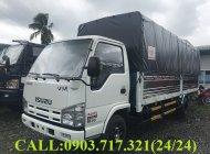 Chuyên bán xe tải 1T9 thùng dài 6m2. Bán xe tải Isuzu 1T9 VM thùng dài 6m2 giá 950 triệu tại Tp.HCM