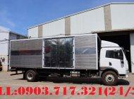 Xe tải Faw 8T35 thùng kín dài 8m mới 2020 giá tốt - giao xe nhanh giá 825 triệu tại Bình Dương