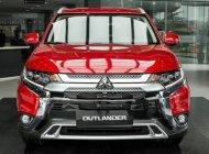 Cần bán xe Mitsubishi Outlander CVT đời 2020, màu đỏ giá 950 triệu tại Nghệ An