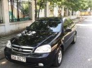 Cần bán xe Daewoo Lacetti đời 2010, màu đen, xe gia đình sử dụng ít  giá 185 triệu tại Hà Nội