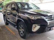Bán xe Toyota Fortuner 2.4G đời 2017, màu nâu, nhập khẩu chính hãng, Biển SG 9 nút ( Giá Fix đẹp ) giá 880 triệu tại Tp.HCM