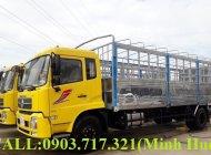 Bán xe tải Dongfeng 9 tấn mới 2019, màu vàng, nhập khẩu nguyên chiếc chính hãng giá 980 triệu tại Bình Dương
