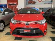 Bán Toyota Vios G đời 2014, màu đỏ, giá chỉ 460 triệu ( giá còn Fix mạnh ) giá 460 triệu tại Tp.HCM