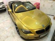 Cần bán BMW M6 đời 2010, màu vàng, nhập khẩu nguyên chiếc giá 1 tỷ 600 tr tại Tp.HCM