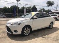 Cần bán gấp Toyota Vios 1.5 E CVT đời 2018, màu trắng - Giá thương lượng giá 510 triệu tại Tp.HCM
