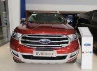 Bán xe Ford Everest Titanium AT 4x2 màu đỏ, đời 2020, xe nhập giá 1 tỷ 110 tr tại Tp.HCM