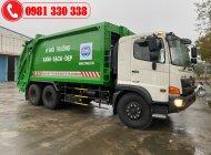 Xe tải Hino chuyên dùng ép rác, chở rác 22 khối FM - 2020 giá 2 tỷ 500 tr tại Tp.HCM