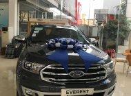 Cần bán Ford Everest 2.0AT 4X4 Titanium Bi-Turbo đời 2020, màu xanh lam, xe nhập giá 1 tỷ 399 tr tại Hà Nội