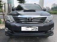 Cần bán lại xe Toyota Fortuner 2.4G đời 2016, màu xám, 709tr giá 709 triệu tại Hà Nội