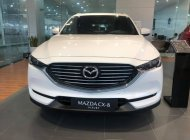 Bán Mazda CX 8 2.5L Luxury 2020, màu trắng giá 1 tỷ 59 tr tại Hà Nội