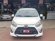 Cần bán xe Toyota Wigo G 2018, màu trắng, nhập khẩu, giá chỉ 380 triệu giá 380 triệu tại Tp.HCM