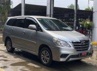Cần bán lại xe Toyota Innova 2.0E đời 2016, màu bạc, giá khuyến mãi giá 550 triệu tại Tp.HCM