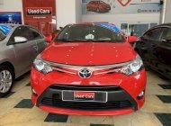 Cần bán Toyota Vios 1.5G đời 2014, màu đỏ, giá khuyến mãi giá 470 triệu tại Tp.HCM