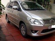 Cần bán lại xe Toyota Innova E đời 2012, màu vàng cát, số sàn giá cạnh tranh giá 275 triệu tại Hà Nội