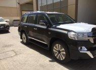 Bán Toyota Land Cruiser VXS 5.7 đời 2021, màu đen, nhập khẩu chính hãng giá 9 tỷ 200 tr tại Tp.HCM