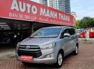 Bán Toyota Innova 2.0E đời 2017, màu bạc, số sàn giá 575 triệu tại Hà Nội