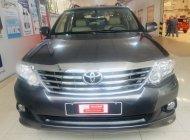 Bán xe Toyota Fortuner V 2013, màu xám, số tự động giá 600 triệu tại Tp.HCM