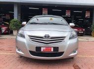 Cần bán gấp Toyota Vios 1.5G đời 2012, màu bạc giá 380 triệu tại Tp.HCM