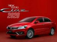 Suzuki Ciaz 4AT đời 2020, màu đỏ, xe nhập, Khuyến mãi 50% Thuế Trước Bạ giá 529 triệu tại Bình Dương