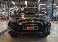 Bán Toyota Fortuner 2.4G 2015, màu đen, giá ưu đãi giá 720 triệu tại Tp.HCM