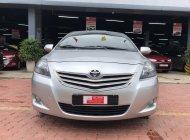 Bán Toyota Vios G đời 2012, màu bạc, chạy 54.000km, xe chất - máy êm ru giá 390 triệu tại Tp.HCM