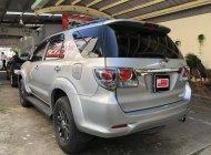 Cần bán xe Toyota Fortuner 2.4G sản xuất 2016, màu bạc, giá tốt giá 780 triệu tại Tp.HCM