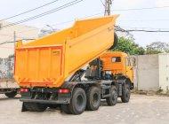 Xe ben kamaz 6540(8x4) thùng 15 khối tải hàng 17 tấn giá 1 tỷ 300 tr tại Tp.HCM