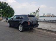 Bán LandRover Range Rover HSE 3.0 đời 2020, màu đen, nhập khẩu giá 7 tỷ 800 tr tại Hà Nội