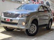 Bán xe Toyota Fortuner V sản xuất 2014, màu bạc, 640 triệu giá 640 triệu tại Tp.HCM