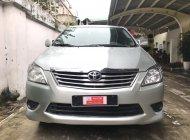 Bán xe Toyota Innova E đời 2013, màu bạc full option siêu chất giá 430 triệu tại Tp.HCM
