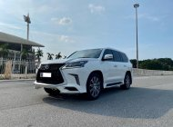 Bán ô tô Lexus LX s đời 2015, màu trắng, nhập khẩu chính hãng, số tự động giá 5 tỷ 960 tr tại Hà Nội