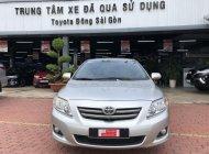 Bán ô tô Toyota Corolla altis 1.8G đời 2009, màu bạc giá 420 triệu tại Tp.HCM