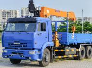 Bán Kamaz Ben đời 2015, màu xanh lam, nhập khẩu chính hãng giá 1 tỷ 650 tr tại Tp.HCM