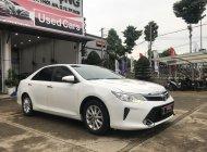 Bán xe Toyota Camry 2.0E sản xuất 2016, màu trắng, nhập khẩu chính hãng, giá chỉ 800 triệu giá 800 triệu tại Tp.HCM