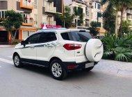 Bán Ford EcoSport Titanium 2017 trắng rất đẹp mới giá 466 triệu tại Tp.HCM