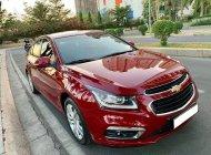 Bán xe Chevrolet Cruze 2017 LTZ số tự động màu đỏ giá 412 triệu tại Tp.HCM