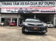 Cần bán Toyota Camry 2.0E 2018, màu đen siêu lướt 8.000km. Giá còn Fix đẹp giá 930 triệu tại Tp.HCM