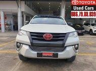 Xe Toyota Fortuner 2.4 đời 2017, màu trắng giá Giá thỏa thuận tại Tp.HCM
