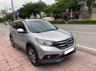 Xe đẹp Honda CRV 2014 số tự động, màu bạc, bản 2.4 full. Odo 43.000km giá 646 triệu tại Tp.HCM