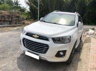 Bán lại Chevrolet Captiva 2017 LTZ màu trắng. Odo mới 33.000km giá 592 triệu tại Tp.HCM