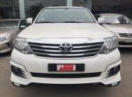 Bán xe Toyota Fortuner 2.7V TRD 2 cầu năm 2016, màu trắng chạy mới 53.000km - giá cực đẹp giá 800 triệu tại Tp.HCM