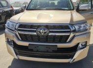 Bán Toyota Landcruiser VX-S 4.6V8 Trung Đông màu vàng cát xe 2020 nhập mới 100% giá 6 tỷ 850 tr tại Hà Nội