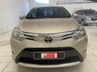 Bán xe Toyota Vios 1.5E đời 2016, màu nâu giá thương lượng giá 420 triệu tại Tp.HCM