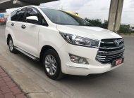 Cần bán lại xe Toyota Innova 2.0G đời 2018, màu trắng, giá thương lượng giá 760 triệu tại Tp.HCM
